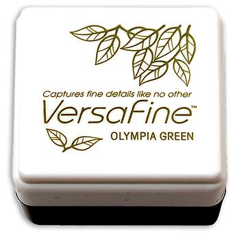 VersaFine pigmentti mini muste pad - Olympia vihreä