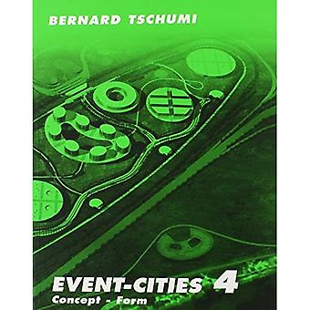 Arrangement-byer 4: Konsept-skjemaet