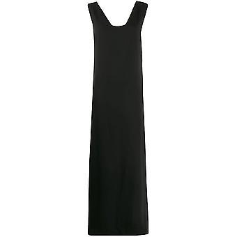 P.a.r.o.s.h. D723202013 Women's Black Nylon Dress