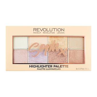 Make-up Revolution Soph X Highlighter-palet