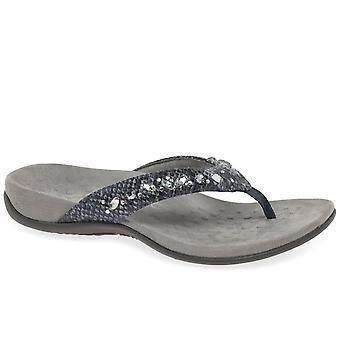 Vionic Lucia Womens Toe Post Sandals
