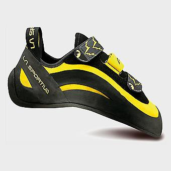 New La Sportiva Men's Miura VS Climbing Shoe Yellow