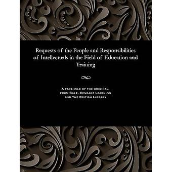 Requests of the People and Responsibilities of Intellectuals in the Field of Education and Training by Prugavin & Aleksandr Stepanovich