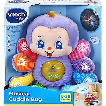 Bug de abraços musicais vtech