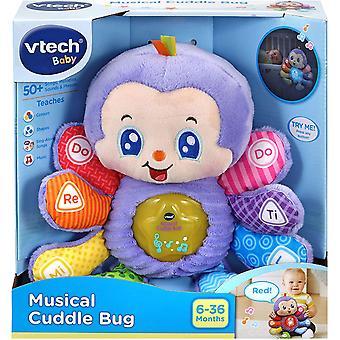 Vtech Musical Cuddle Bug