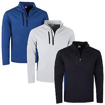 Ping Collection Mens Innis Half Zip Golf Stretch Thermal Sweater