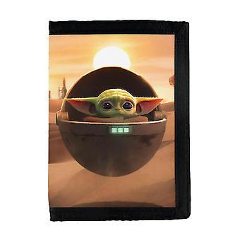 Baby Yoda Wallet