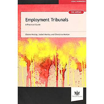 Employment Tribunals by Isabel Manley - 9781784460495 Book