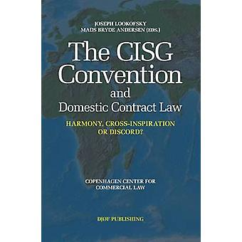 The CISG Convention and Domestic Contract Law - Harmony - Cross-Inspir