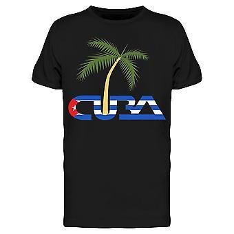 Cuba Palm Tee Men's -Kuva Shutterstock