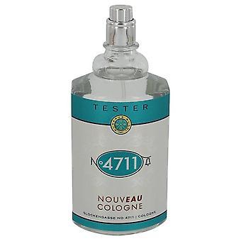 4711 Nouveau Cologne Spray (Unisex Tester) By Maurer & Wirtz 3.4 oz Cologne Spray
