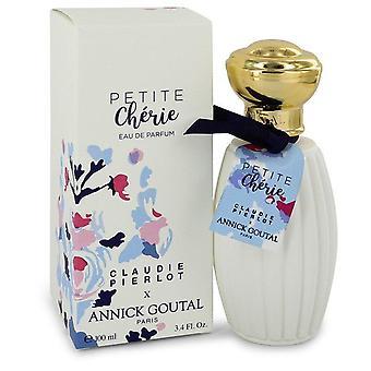 Petite Cherie Claudie Pierlot Edition Eau De Parfum Spray By Annick Goutal 3.4 oz Eau De Parfum Spray