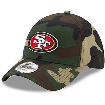 عصر جديد 39Thirty كاب -- سان فرانسيسكو 49ers الخشب كامو