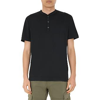 C.p. Company 08cmts155a000444g999 Männer's schwarze Baumwolle T-shirt
