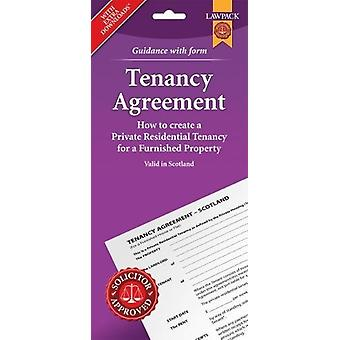 Tenancy Agreement for Scotland - How to create a  Private Residential