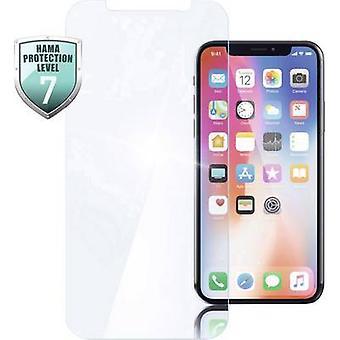 Hama Screen Protect Protezione dello schermo Compatibile con: Apple iPhone 11 Pro 1 pc(s)