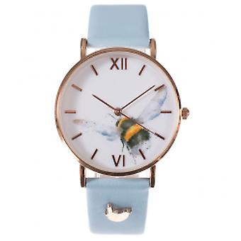 Wrendale Designs Bumble Bee Watch