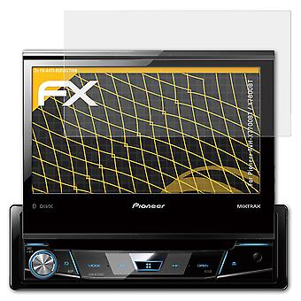 AtFoliX Glass Protector kompatybilny z Pioneer AVH-X7700BT / X7800BT 9H Hybrid-Glass