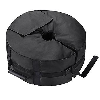 "Yescom 16"" Round Weight Sand Bag 600D Oxford Fabric for Outdoor Umbrella Offset Cantilever Base Stand Patio Garden"