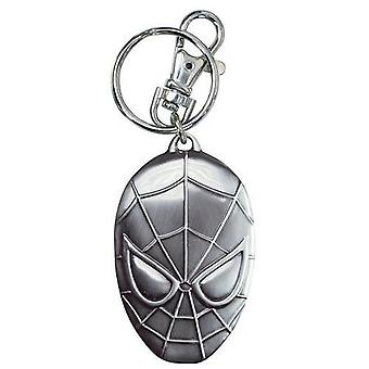 Marvel Spiderman Pewter Keyring