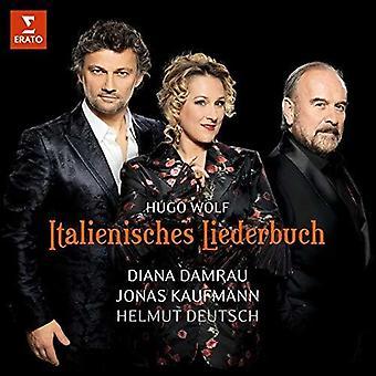 Wolf: Italienisches Liederbuch [CD] USA import