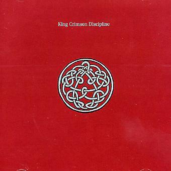 King Crimson - Discipline [CD] USA import