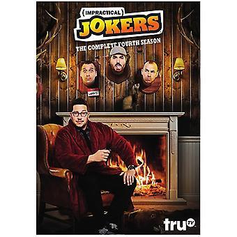 Jokers impraticables: Importer des USA quatrième saison [DVD]