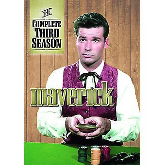 Maverick - Maverick: Season 3 [DVD] USA import