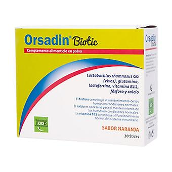 Orsadin Biotic 30 packets