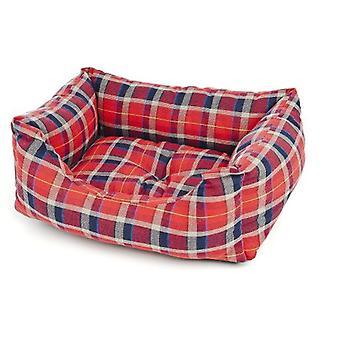 Ferribiella Rect. Scottish Dog Bed (Dogs , Bedding , Beds)