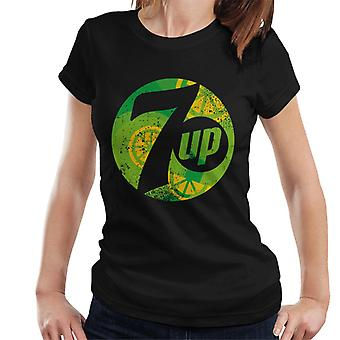 7UP Citrus Circle Kvinnor & Apos; s T-shirt
