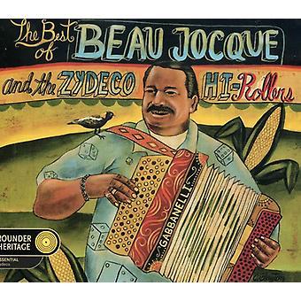Beau Jocque & Zydeco H-rullar - bästa av Beau Jocque [CD] USA import