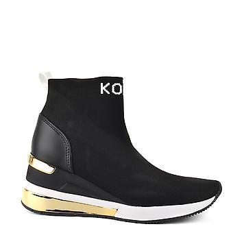 مايكل مايكل كورس سكايلر بوتاين المدقع أحذية رياضية سوداء