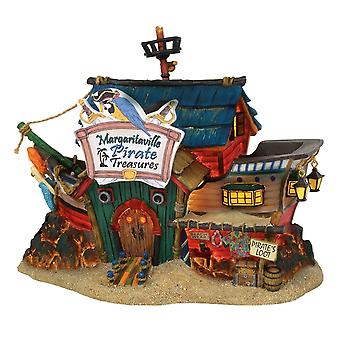 Department 56 Margaritaville Village Pirate Treasure House