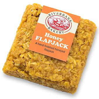 Riverbank Bakery Honey Flapjack Bars