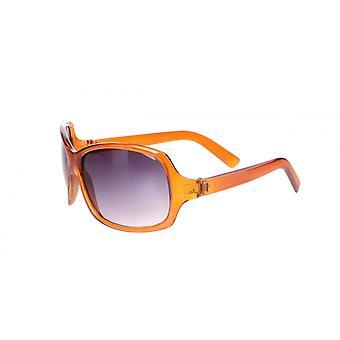 Sunglasses women brown oval