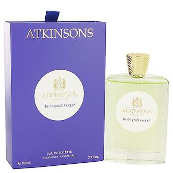 The Nuptial Bouquet Eau De Toilette Spray By Atkinsons 3.4 oz Eau De Toilette Spray