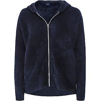 CT Plage Cosy Hooded Zip Cardigan