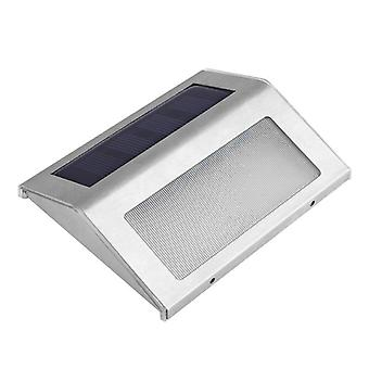 Stainless Steel And Rain Proof Solar Light Lamps For Outdoor Gardn, Stairs