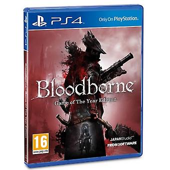 Bloodborne Game of the Year (GOTY) PS4-peli