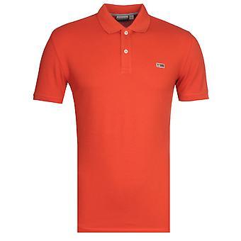 Napapijri Taly camisa polo naranja