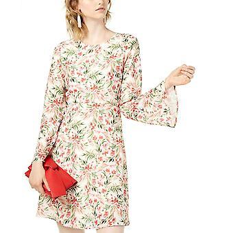 Maison Jules | Floral Print Fit & Flare Dress