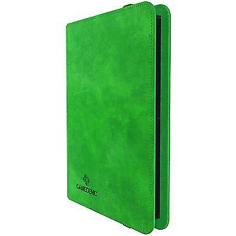 Gamegenic Prime Album 8-Pocket - Verde