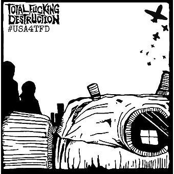 #Usa4tfd [Vinyl] USA import