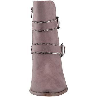 Rapport Femmes's Chaussures Taybor Cuir Amande Orteil Cheville Bottine Bottes de mode