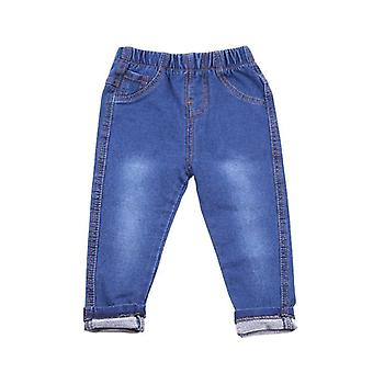 Baby Jeans Trousers Jeans Pants, Kids Trousers Casual Pants Clothing