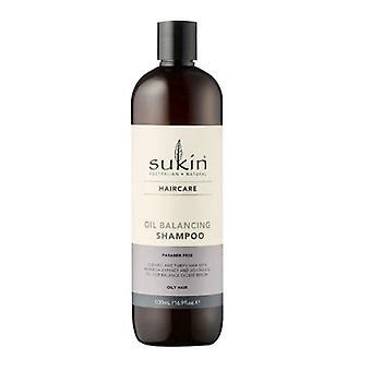 Sukin Oil Balancing Shampoo, 16.9 Oz