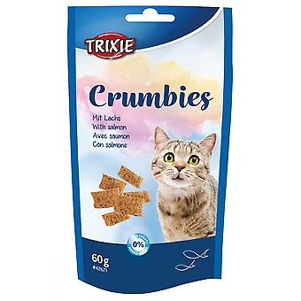 Trixie Crumbies con Salmon y Taurina (Cats , Treats , Biscuits)