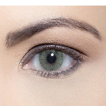 Solotica Hidrocor Rio - Coloured Contact Lenses - Copacabana (00.00d) (1 Year)