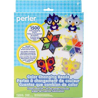 Perler Fused Bead Kit - Colour Changing Beads